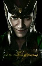 Loki and His Mistress of Mischief by EmeraldSkies