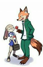 Zootopia High: The Promise...  by _TMAG_