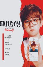 Fanboy ! [bbh.pcy] | Repairing  by bcdwolf