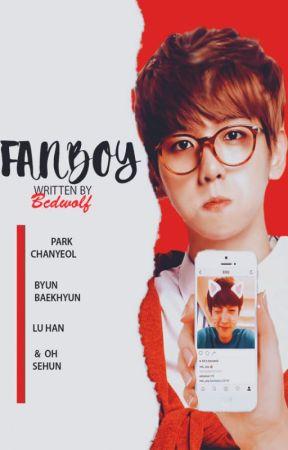 Fanboy ! [bbh.pcy] | #Wattys2017 by bcdwolf