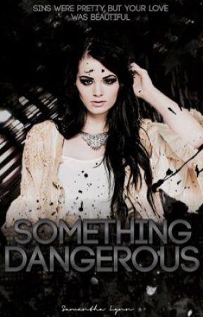 Something Dangerous | BROCK LESNER by architectasylum