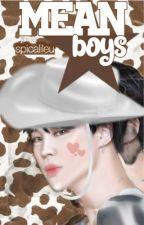 Mean Boys ;; jjk+pjm  by naiiive