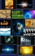 Les  13  éléments by FoxPlasma