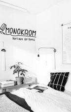 Monokrom by ndiejpank