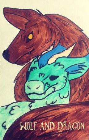 wolf and dragon mchanzo x reader my mighty dragon wattpad