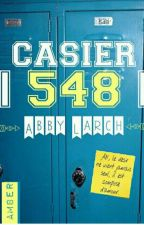 Casier 548  by AbbyLarch