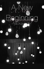A New Beginning • Mark Thomas by janielsavery