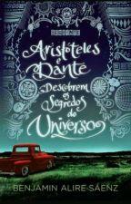 Aristóteles e Dante Descobrem os Segredos do Universo by RedEyesWhiteFur