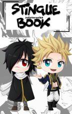 Stingue Book by JuliaVeronik8