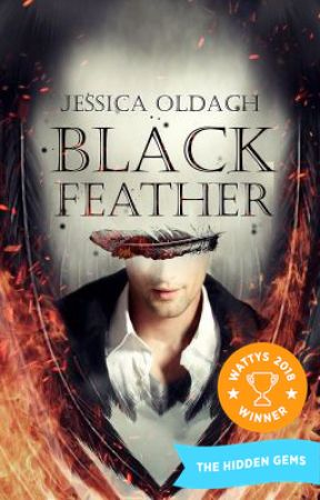 BLACK FEATHER by JessicaOldach