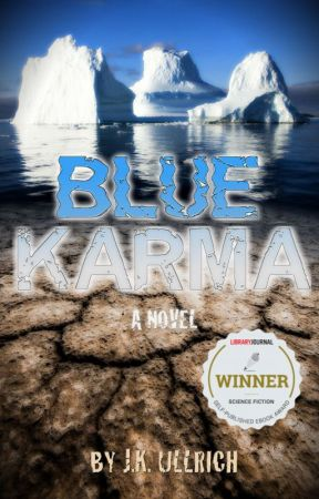 Blue Karma by JK_Ullrich