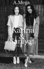 KARINA&SANIYAT كارينا وسانيا by AlinaMega1