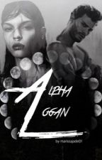 Alpha Logan (#1 In The Alpha Series) by marissajade01