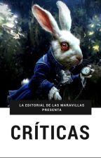 Críticas by WonderlandE2016