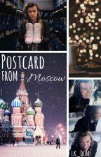 Postcard from Moscow /h.s./ HUN by lk_dom