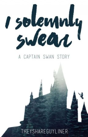 I Solemnly Swear ☆ CAPTAIN SWAN by theyshareguyliner