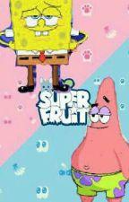 Mitch Coby Micheal Grassi/ SpongeBob Story's Season 1 by treblinafayeverheart
