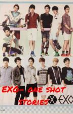 Exo One shot Stories by ynnahYOUUU