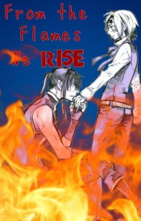 From the Flames We Rise [Yullen] by ChomeChan
