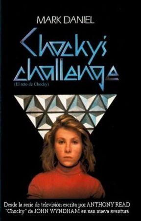 El reto de Chocky by EdicionesWatashi