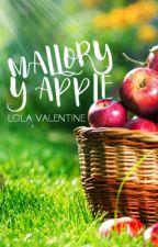 Mallory y Apple[PRÓXIMAMENTE EN JUNIO]  by pi-zza