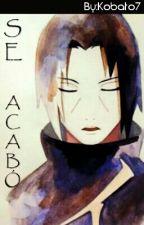 Se Acabó... [ Itachi+Deidara ] by Kobato7