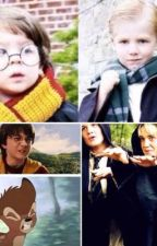 Harry Potter oneshots by Drarry_gayness