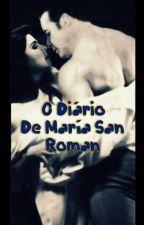 O Diário De María San Roman by CESARTEKILAHOT