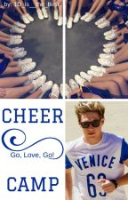 Cheer Camp ➳ Niall Horan AU by --obscure