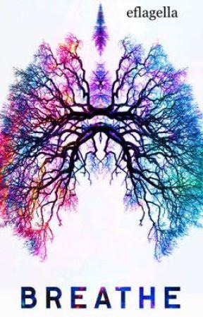 Breathe by eflagella