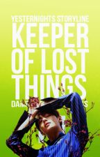 keeper of lost things by yesternights
