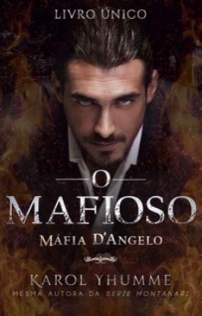 Mafioso Possessivo - Duologia Irmãos Barone [Livro I] by AutorasAngel