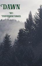 Dawn {Edward Cullen} by TheCosmicAngel