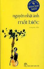 Mắt Biếc - Nguyễn Nhật Ánh by Minh_Chi