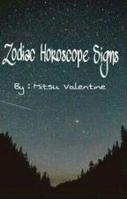 Zodiac Horoscope Signs by Mitsu-Valentine