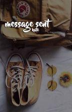 1 | MESSAGE SENT » rm & lf. by brooklynsweatshirt