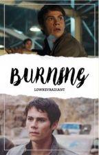 Burning; TST ➵ Thomas by strangersquib