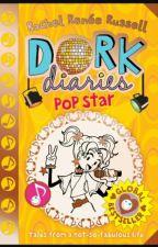dork diaries popstar  by HumnahWaqas