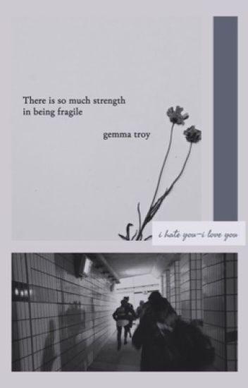 I hate you, I love you ↠ Yoonmin