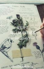 Newt Scamander Imagines. (SUGGESTIONS OPEN) by imaginaryaesthetic