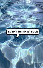 | Blue |  《Oneshot Jikook》 by Baeby98