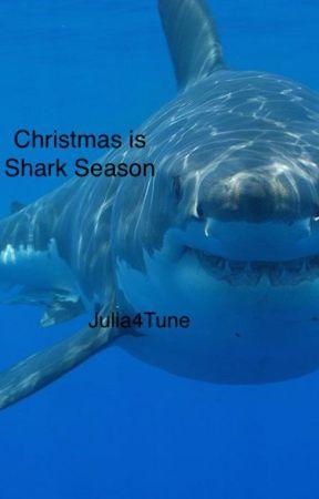Christmas is Shark Season by Julia4Tune
