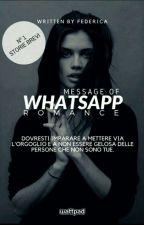 Message Of WhatsApp by _fdbhugu_