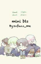 Mini Bts by mingyuk97