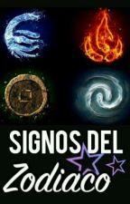 Signos del Zodiaco by -SilentHero-