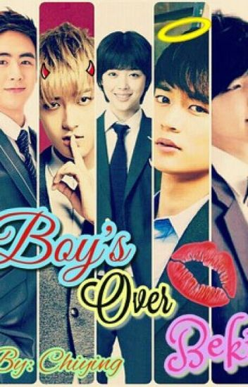 """ Boys Over Beki!"" Yaoi (boyxboy) by Chiying"