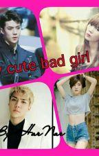 My Cute Bad Girl~~~ by NaNa_semi