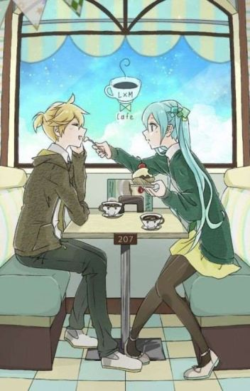 Image result for miku and len
