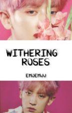 Withering Roses  by emoEmuu