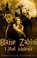 [T] [M] Blaise Zabini i trud istnienia by ArcanumFelis25